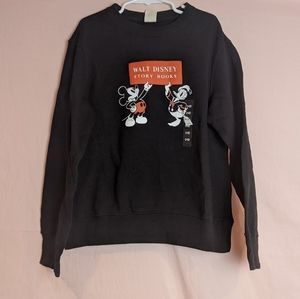 Disney x Uniqlo Storybook Sweatshirt